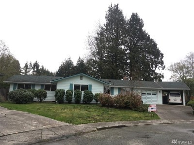 Sedro Woolley Single Family Home Sold: 700 Bingham Place