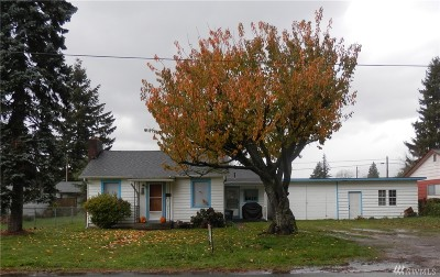 Sedro Woolley Single Family Home Sold: 420 Sterling St