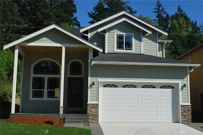 Bellingham Single Family Home Sold: 3604 Skylark Lp