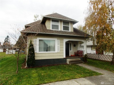 Single Family Home Sold: 1119 F St