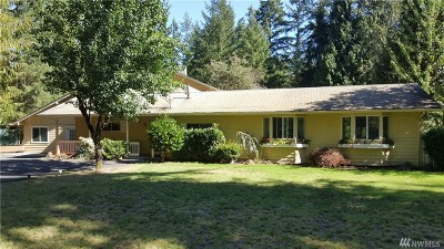 Woodinville Single Family Home For Sale: 16322 Avondale Rd NE