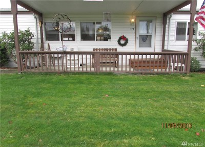 Sedro Woolley Single Family Home Sold: 124 N Reed St