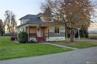Mount Vernon Single Family Home Sold: 20926 Broadway St