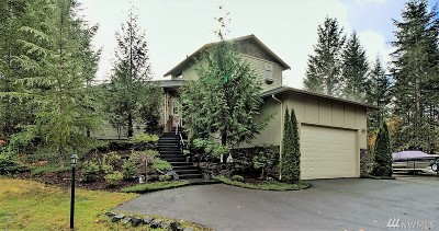 Shelton WA Single Family Home Sold: $333,000