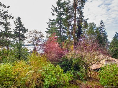 Mercer Island Residential Lots & Land For Sale: 4150 Boulevard Place
