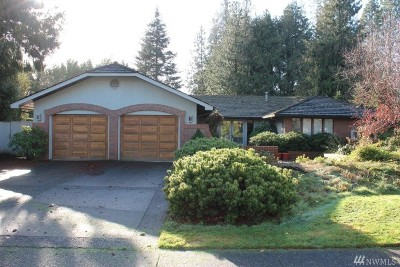 Lynden Single Family Home Sold: 357 S Park St