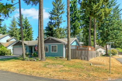 Single Family Home Sold: 20503 16th Ave E