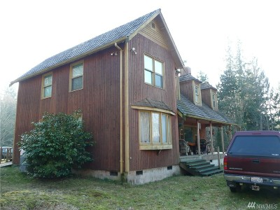 Sedro Woolley Single Family Home Sold: 11499 Torrence Dr