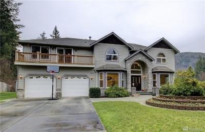Maple Falls Single Family Home Sold: 8422 Ash Lane