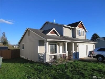 Sedro Woolley Single Family Home Sold: 1285 Arrezo Dr