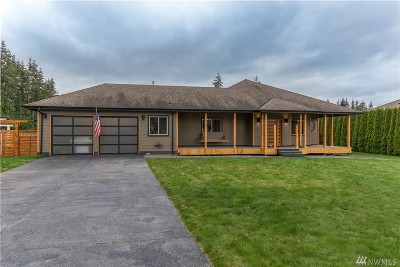 Ferndale Single Family Home Sold: 5707 Willow Springs Wy