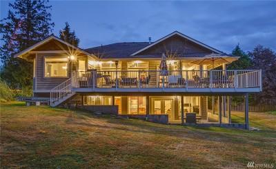 Blaine Single Family Home Sold: 1161 Harbor Side Dr