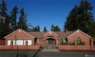 Spanaway Single Family Home For Sale: 19609 Ellis Lane