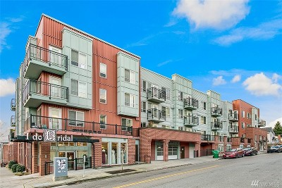 Condo/Townhouse Sold: 424 N 85th St #307