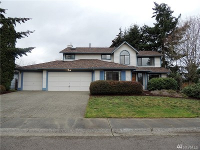 Single Family Home Sold: 12538 SE 210th Ct