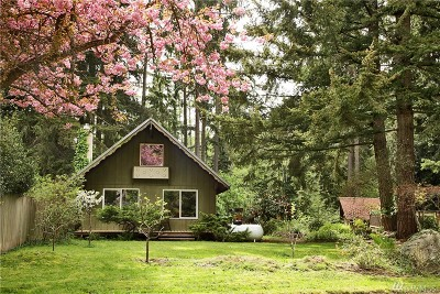 Langley Single Family Home Sold: 2506 Goss Lake Rd