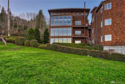Skagit County Condo/Townhouse Sold: 4501 Fidalgo Bay #1003