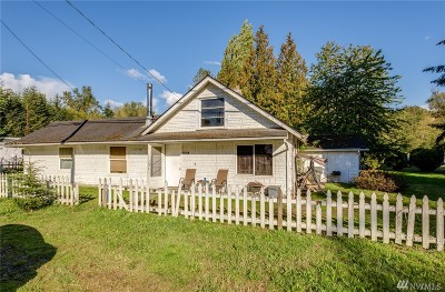 Burlington Single Family Home For Sale: 7051 Old Highway 99 N Rd