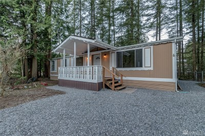 Maple Falls Single Family Home Sold: 6150 Hawthorne Place
