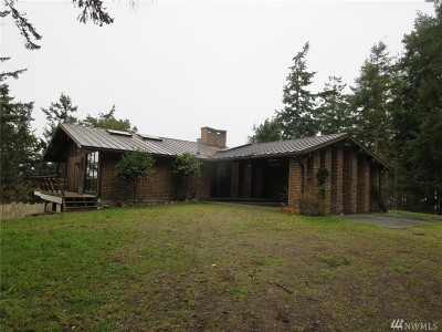 Coupeville Single Family Home Sold: 714 W Beach Rd