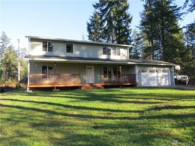 Mason County Single Family Home Sold: 166 E Lakeway Dr