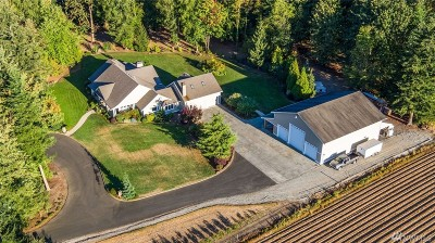 Everson Farm For Sale: 1200 Central Rd