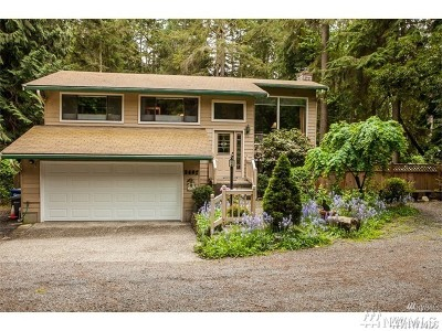 Bothell Single Family Home For Sale: 3402 228th St SE