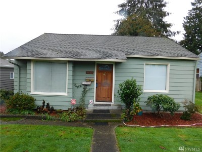Single Family Home Sold: 1709 Pine St