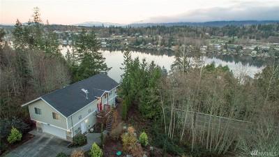 Mount Vernon Single Family Home Sold: 18780 West Big Lake Blvd
