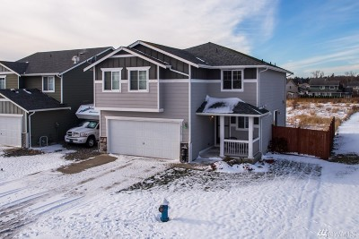 Blaine Single Family Home Sold: 7315 Clamdigger Dr