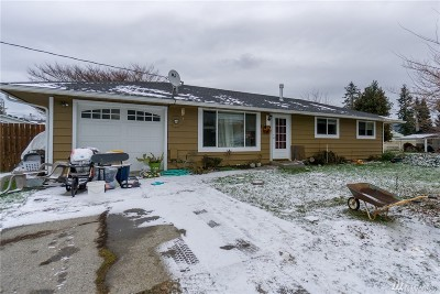 Sedro Woolley Single Family Home Sold: 604 Munro St