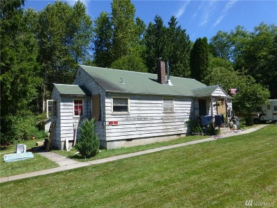 Sedro Woolley Single Family Home Sold: 21199 Grip Rd