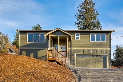 Ferndale Single Family Home Sold: 4778 Beach Lane