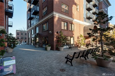 Condo/Townhouse Sold: 960 Harris Ave #406