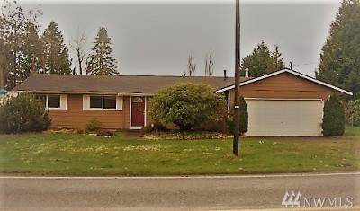 Ferndale Single Family Home Sold: 7006 Dahlberg Rd