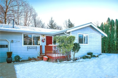 Ferndale Single Family Home Sold: 6102 Shelby Ct