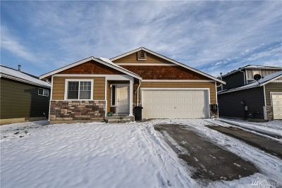 Blaine Single Family Home Sold: 7384 Clamdigger Dr
