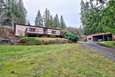 Sedro Woolley Single Family Home Sold: 26717 Helmick Lane