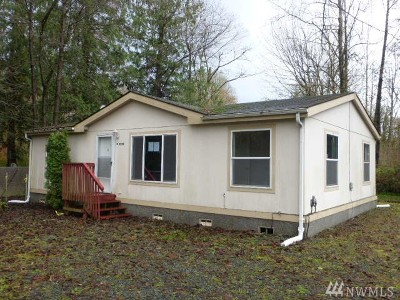 Sedro Woolley Single Family Home Sold: 9995 Rustic Lane