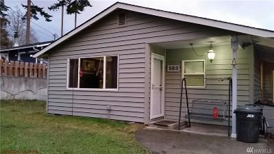 Oak Harbor Single Family Home Sold: 583 Salal St