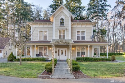 Oak Harbor Single Family Home Sold: 1739 Hastie Lake Rd