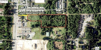 Puyallup Residential Lots & Land For Sale: 11815 Canyon