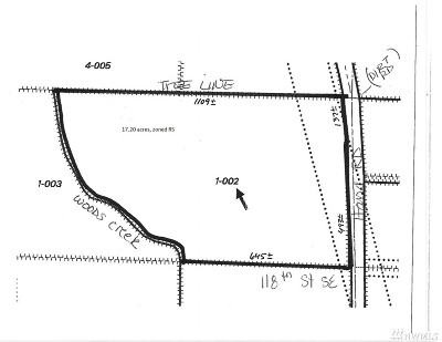Monroe WA Residential Lots & Land For Sale: $130,000