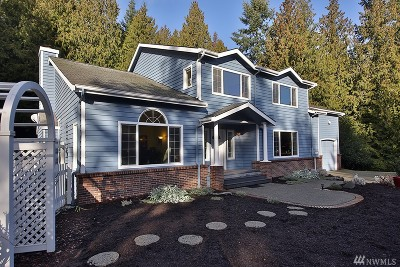 Langley Single Family Home Sold: 4323 Meander Lane