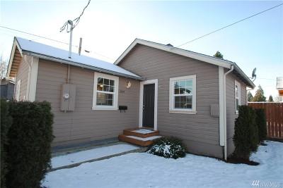 Sedro Woolley Single Family Home Sold: 919 Warner St