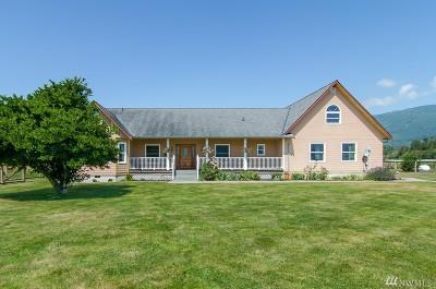 Sedro Woolley Single Family Home Sold: 25875 Minkler Rd