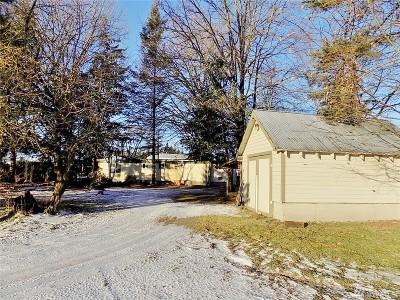 Lynden Single Family Home For Sale: 1496 E Badger Rd