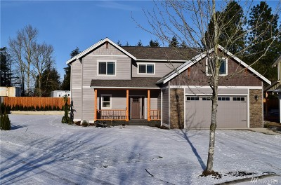 Lynden Single Family Home Sold: 1333 Bradley Meadows Ct