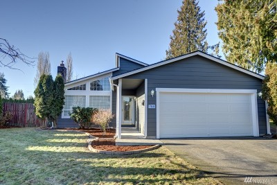 Sedro Woolley Single Family Home Sold: 744 Bingham Place