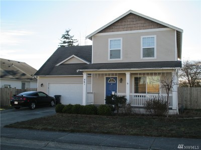 Oak Harbor Single Family Home Sold: 461 SW 1st Ave